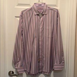 Bugatchi button up shirt L